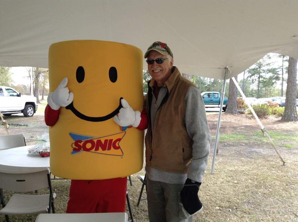 Michael & Sonic!