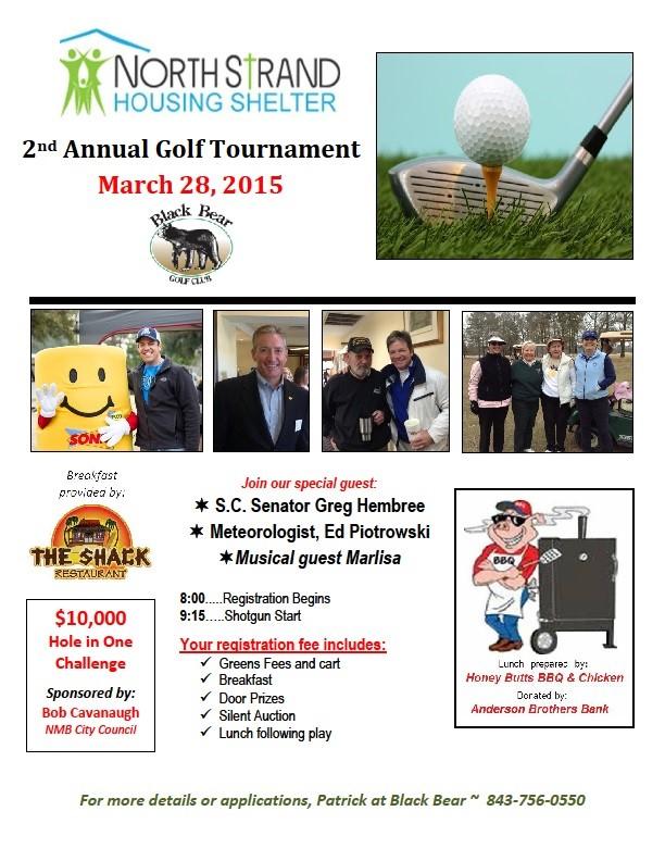 NSHS 2nd Annual Golf Tournament